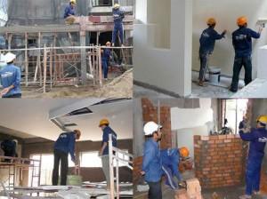 Dịch vụ sửa chữa nhà ở tại tphcm - Chuyên chống thấm - Sơn lại nhà cũ - Đóng trần thạch cao - Điện nước - Nhôm kính giá rẻ Call 0904 985 685
