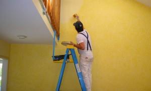 Dịch vụ sơn nhà ở tại tphcm - Công ty chuyên sửa nhà - Sơn nhà chuyên nghiệp tại tphcm
