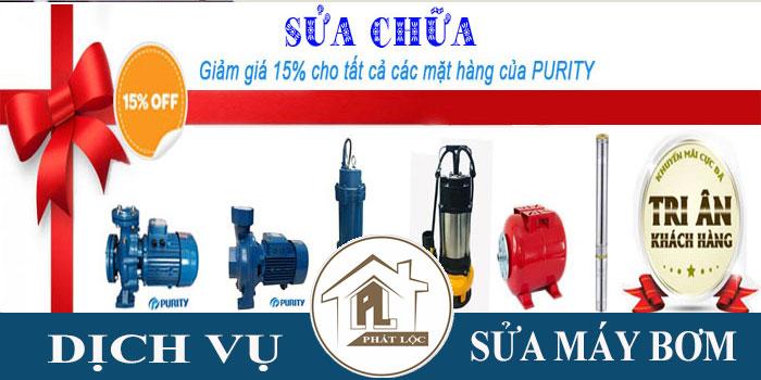 Sửa chữa máy bơm nước tại nhà tphcm uy tín