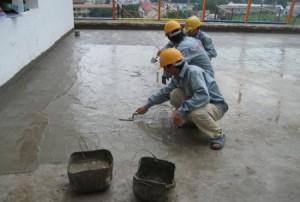 Chống thấm sân thượng tphcm - Chống dột mái tôn - Chống thấm tường nhà HOTLINE 0904 985 685