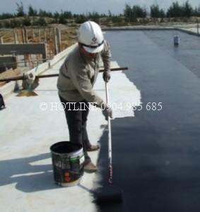 Thi công chống thấm sàn mái - Công ty chuyên chống thấm - Chống thấm tường nhà