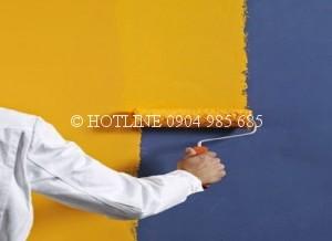 Thợ sơn nước ở quận 2 tphcm - Thợ sơn nhà chuyên nghiệp - Chất lượng bền,rẻ