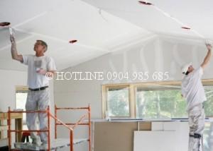 Thợ sơn nước ở quận 4 - Công ty sửa chữa nhà - Sơn nhà - Điện nước - Nhôm kính tphcm