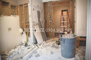 Thợ sửa nhà tại quận 4 tphcm LIÊN HỆ 0904 985 685 - Chống thấm nhà vệ sinh,sân thượng - Chất lượng uy tín