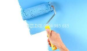 Thợ sơn nước ở quận thủ đức