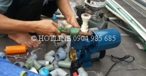 Thợ sửa máy bơm nước ở quận tân bình