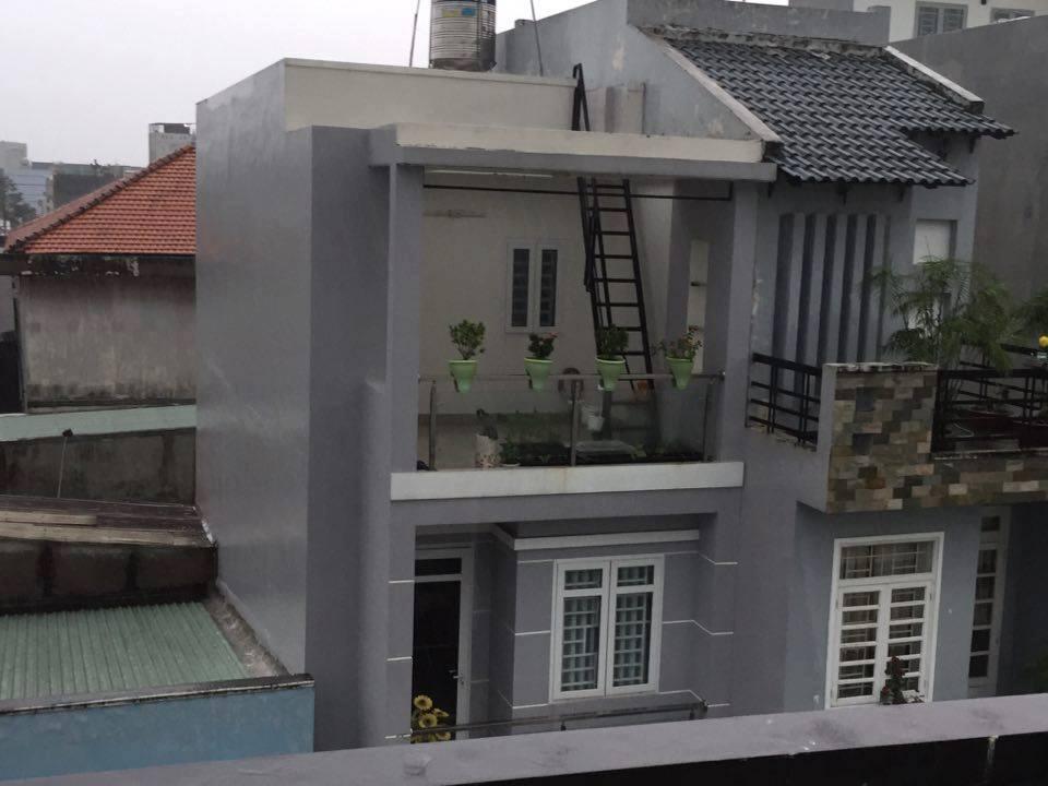 Chuyên sơn sửa chữa nhà ở tại quận 1