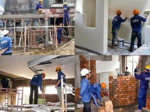 Dịch vụ sửa chữa nhà cửa tại TPHCM