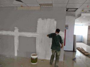 Sơn lại tường cũ, sửa chữa chung cư theo yêu cầu