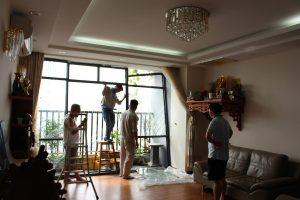 Sửa chữa nhà chung cư tại TPHCM