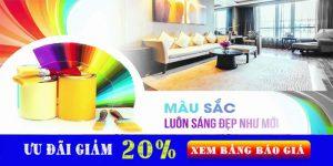 Những lợi ích khi bạn lựa chọn dịch vụ sơn nhà Phát Lộc