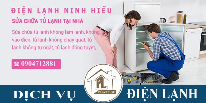 Thợ chuyên sửa chữa tủ lạnh tại nhà uy tín