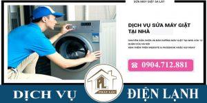 Thợ sửa chữa máy giặt tại nhà giá rẻ