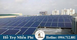 Báo giá tấm pin năng lượng mặt trời SolarBK