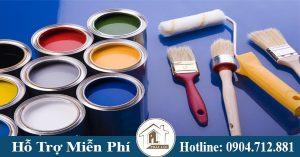 Những sai lầm khi sơn nhà ai cũng mắc phải
